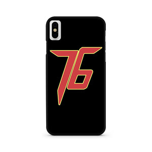 76 iPhone XS Max Case