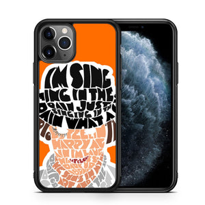 A Clockwork Orange Quote iPhone 11 Pro Max Case