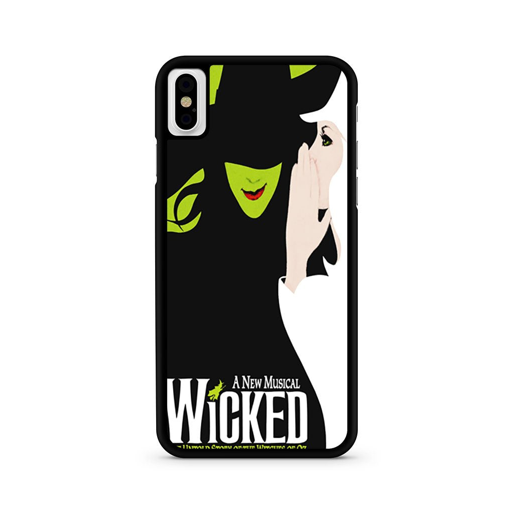 A New Musical Wicked iPhone XS Max Case