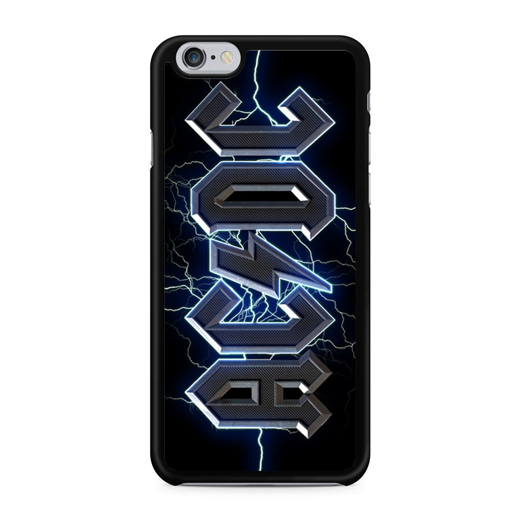 AC DC iPhone 6 Case