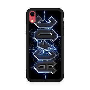 AC DC iPhone XR Case