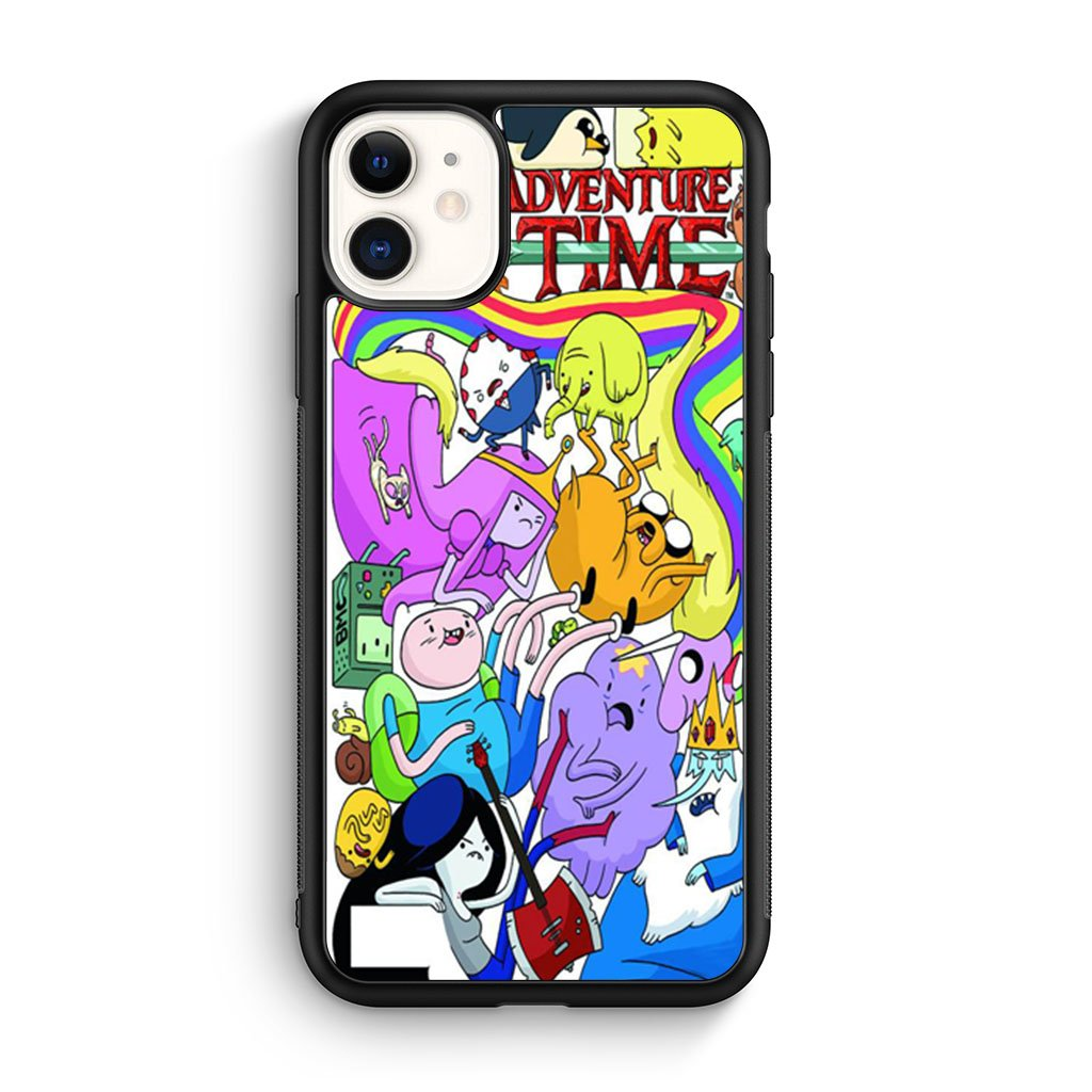 Adventure Time iPhone 11 Case