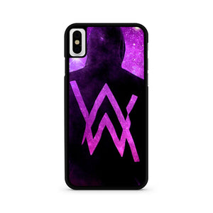 Alan Walker iPhone XS Case