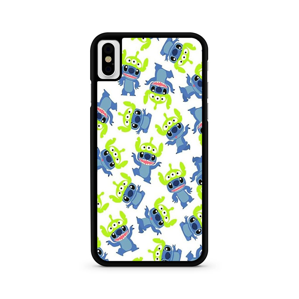 Alien Toy Story iPhone XS Case