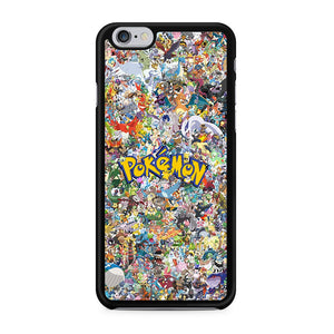 All Pokemon Characters iPhone 6 Case