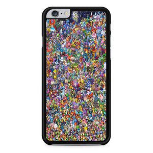 All Pokemon Characters iPhone 6 Plus Case