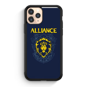 Alliance World Of Warcraft iPhone 11 Pro Case