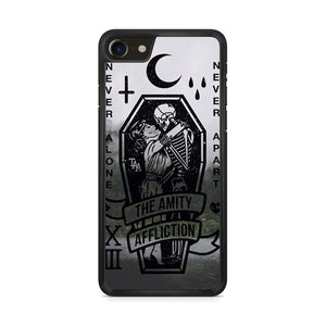 Amity Affliction Never Alone Never Apart iPhone 8 Case