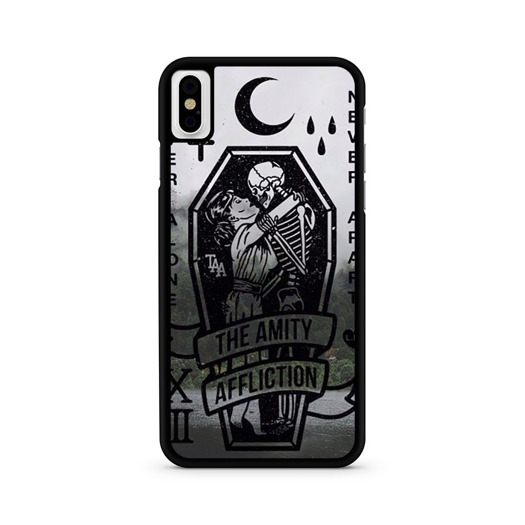 Amity Affliction Never Alone Never Apart iPhone XS Case