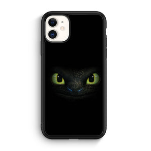 Angry Toothless iPhone 11 Case