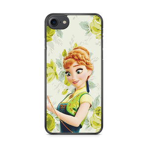 Anna Frozen Floral iPhone 7 Case