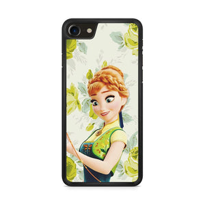 Anna Frozen Floral iPhone 8 Case