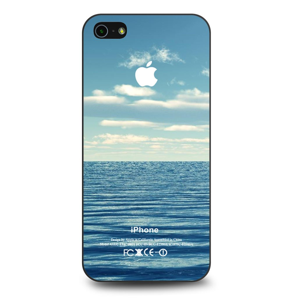Apple Beach iPhone 5 Case