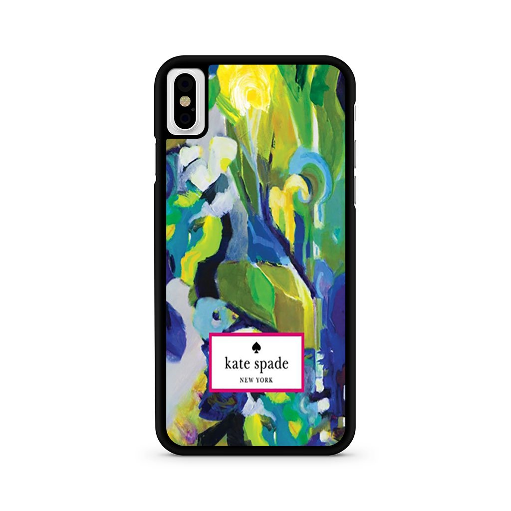 Kate Spade Abstract iPhone X Case