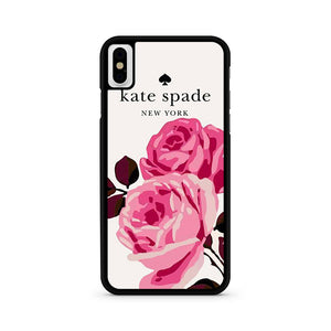 Kate Spade Rose iPhone XS Max Case