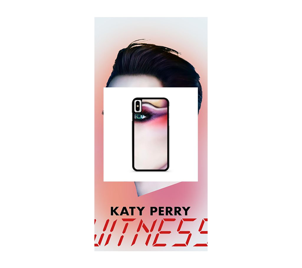 Katy Perry Witness iPhone X Case