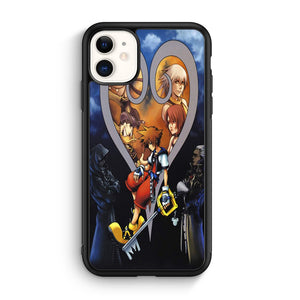 Kingdom Hearts iPhone 11 Case
