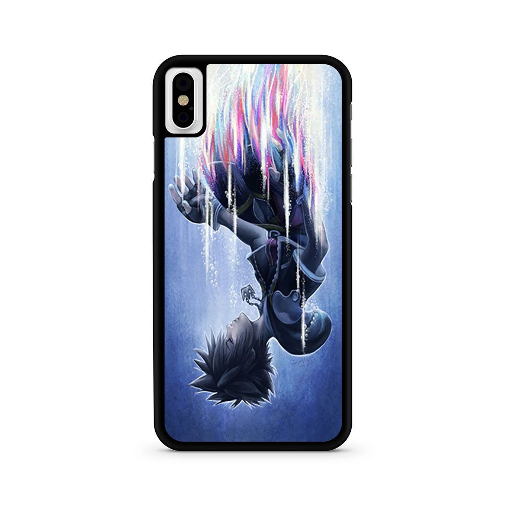 Kingdom Hearts iPhone X Case