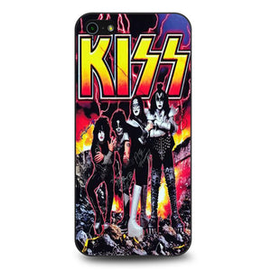 Kiss Band iPhone 5 Case