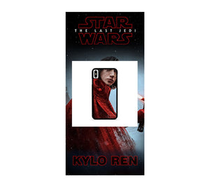 Kylo Ren Star Wars iPhone X Case