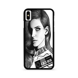 Lana Del Rey iPhone XS Case
