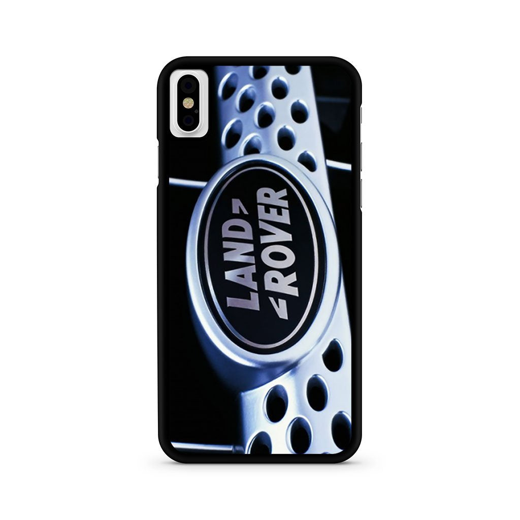 Land Rover iPhone X Case
