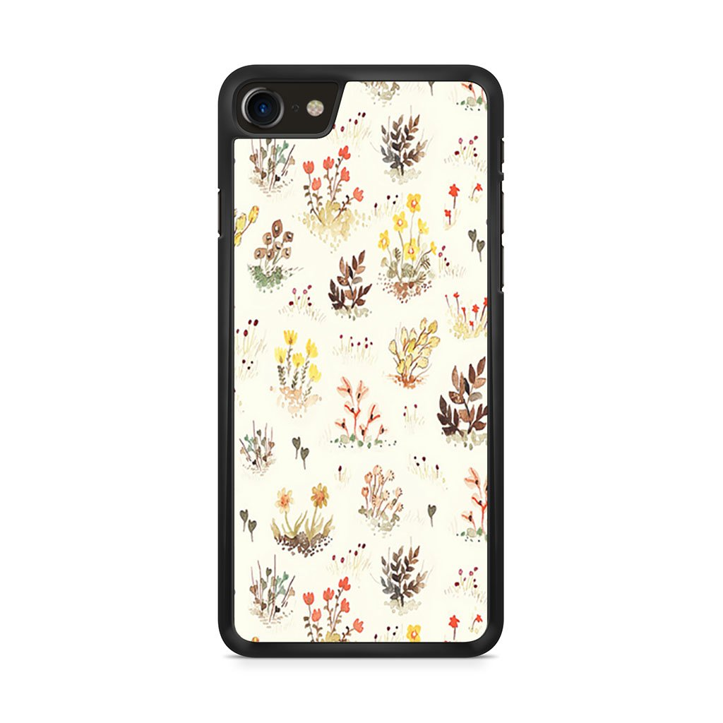 Leaf Art iPhone 8 Case