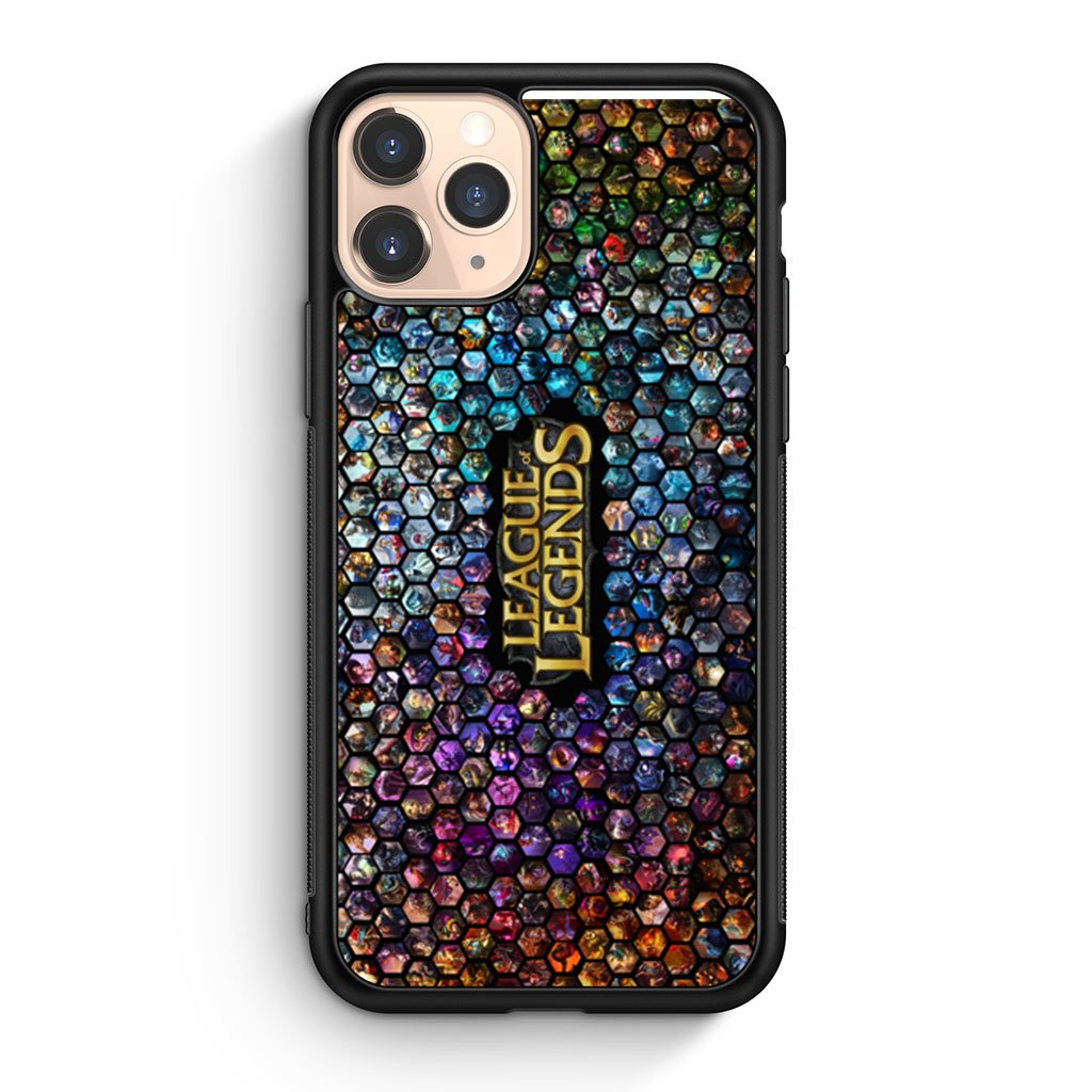 League Of Legends iPhone 11 Pro Case