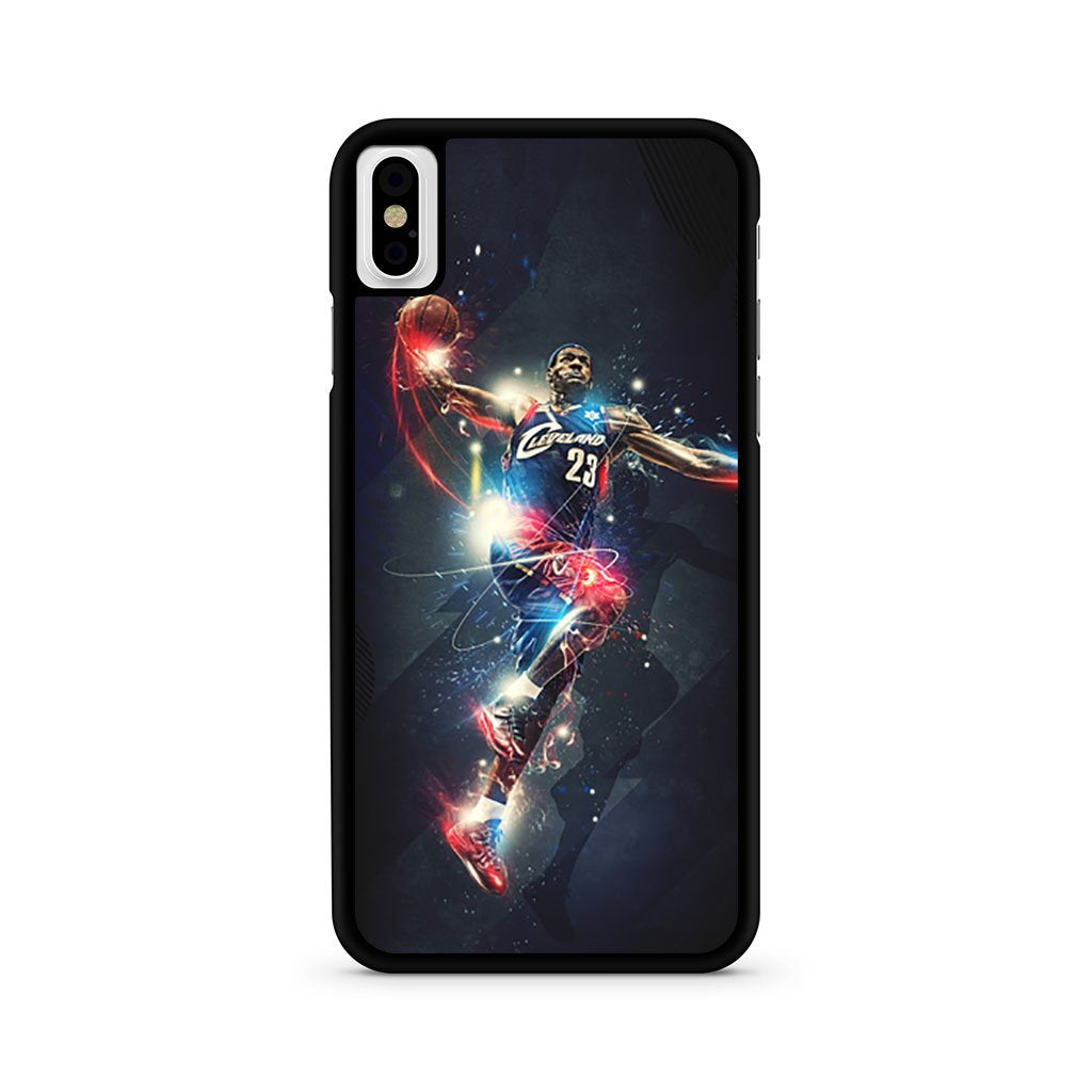 Lebron James iPhone X Case