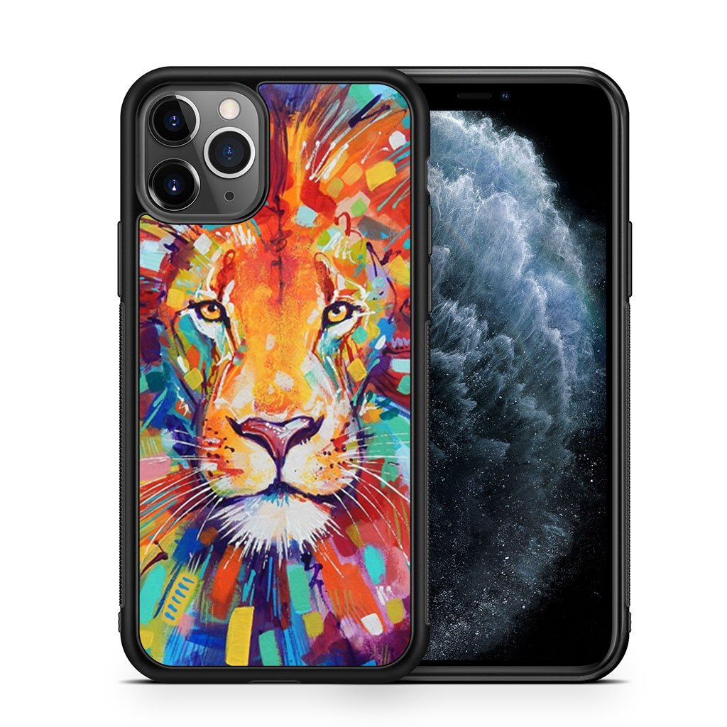 Lion Chevron iPhone 11 Pro Max Case