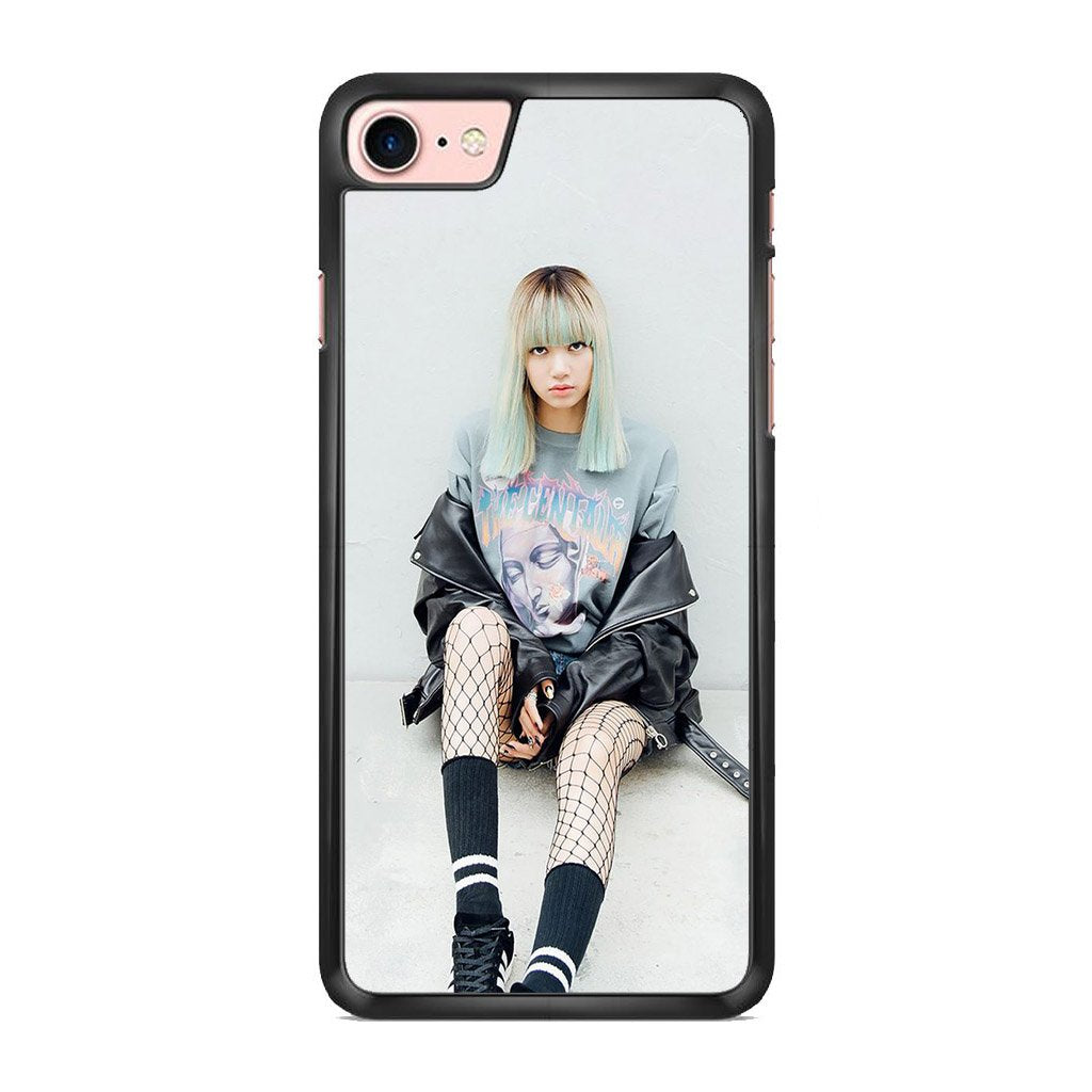 Lisa Black Pink iPhone 8 Case