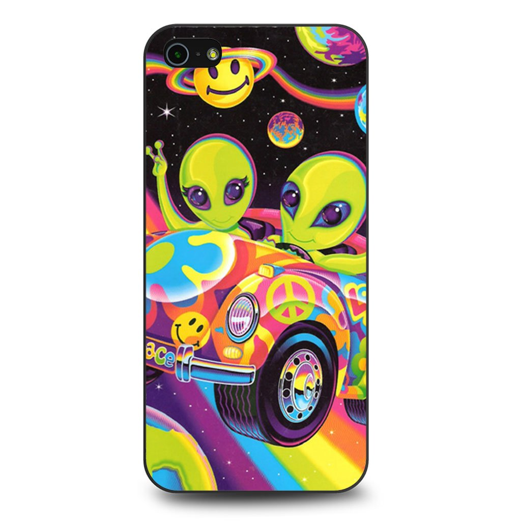 Lisa frank trapper keeper iPhone 5 Case