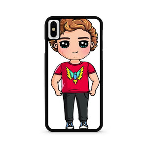 Logang Mavericks iPhone XS Max Case