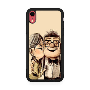 Love Up Mr Fredrickson iPhone XR Case