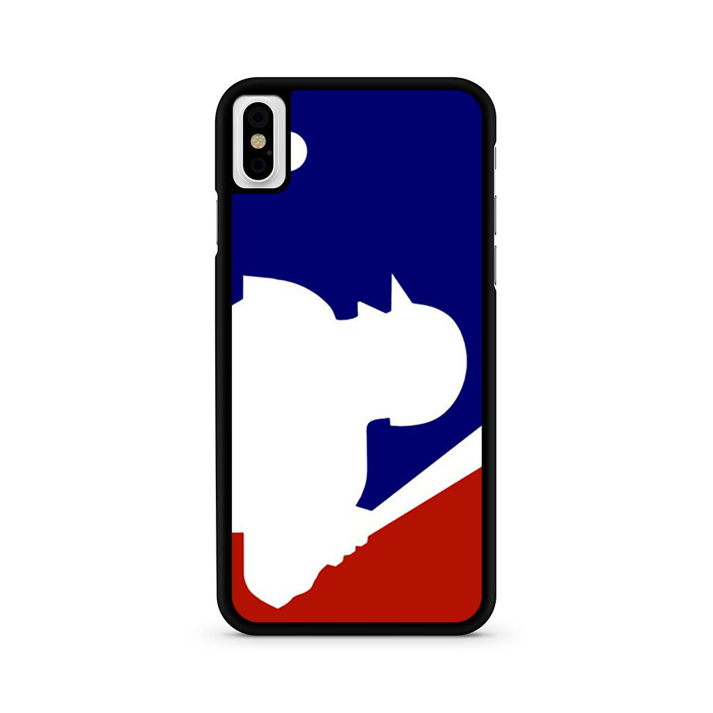Major League Baseball iPhone X Case