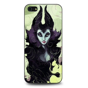 Maleficent Art iPhone 5 Case