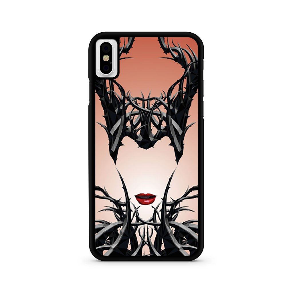 Maleficent iPhone XS Case