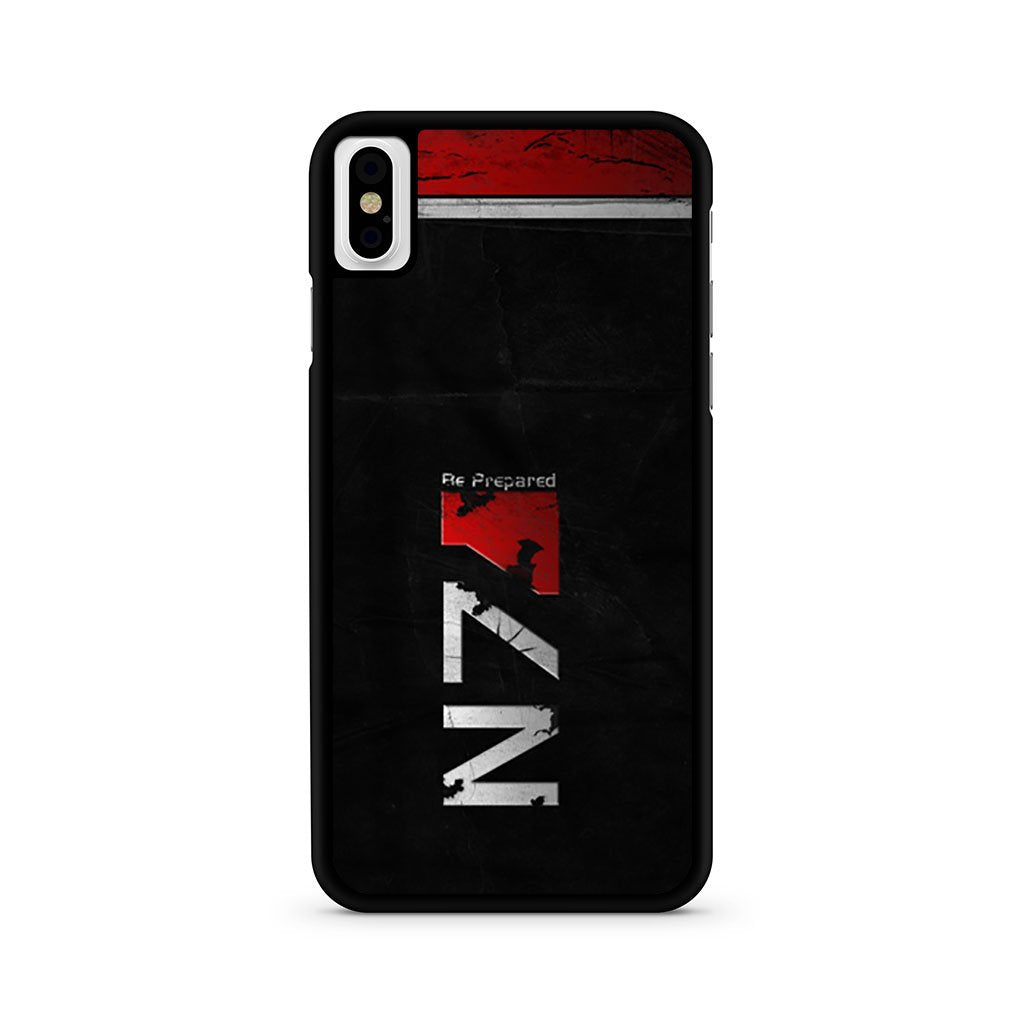 Mass Effect iPhone X Case
