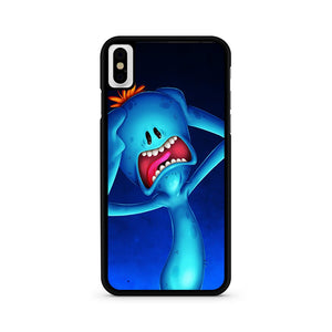 Meeseeks Rick and Morty iPhone X Case