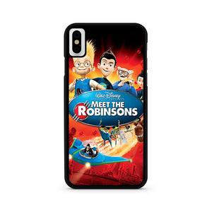 Meet The robinsons iPhone X Case