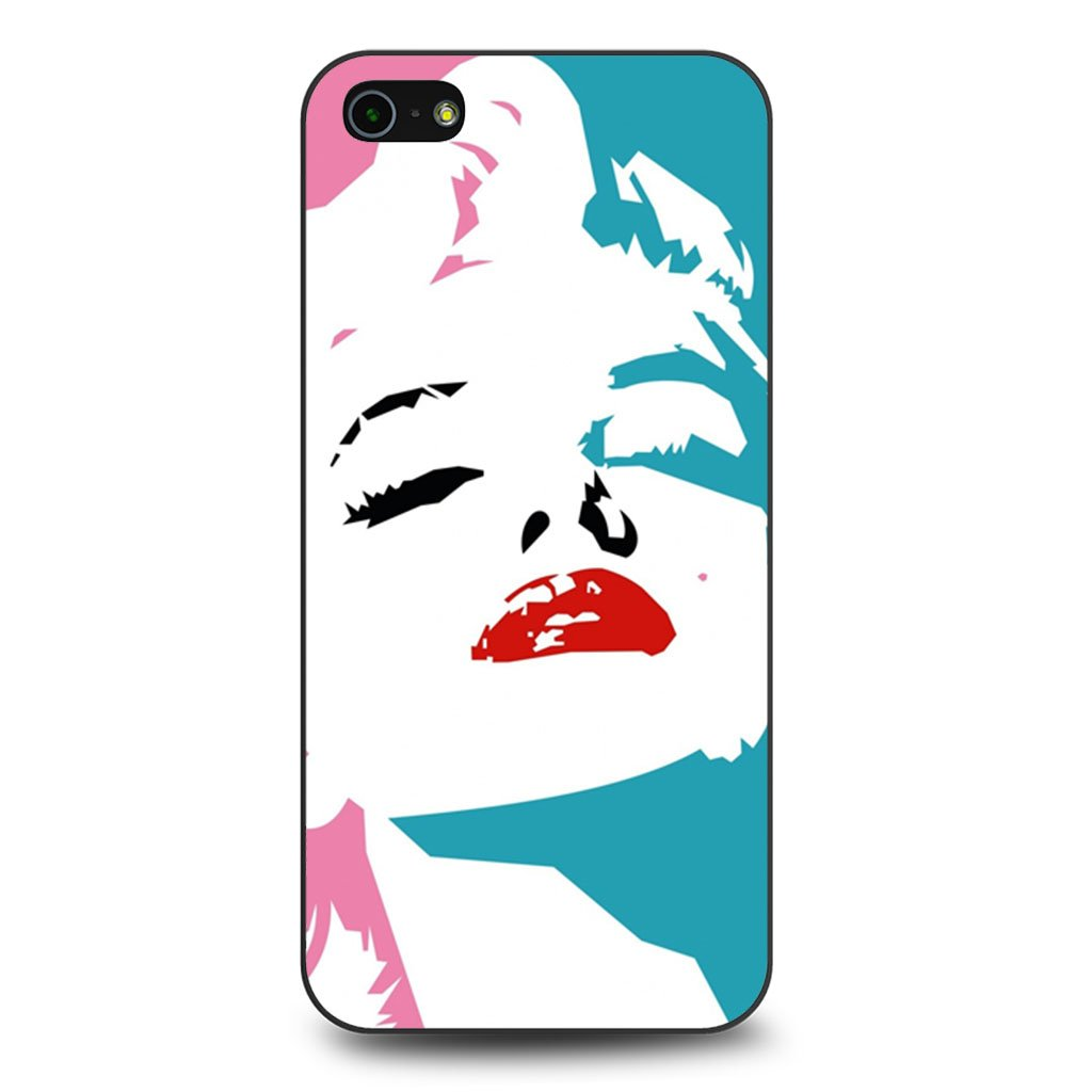 Merlyn Monroe iPhone 5 Case