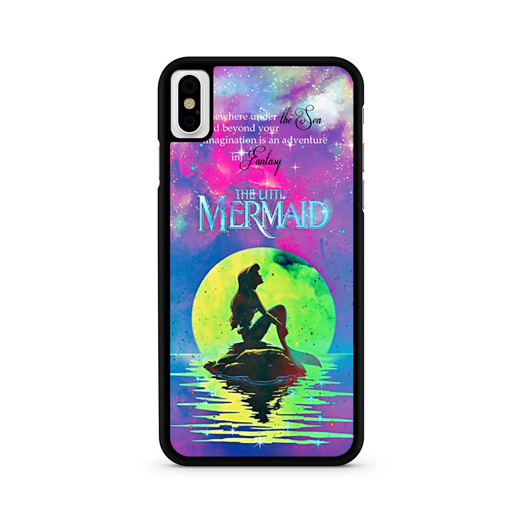 Mermaid Ariel Disney iPhone X Case