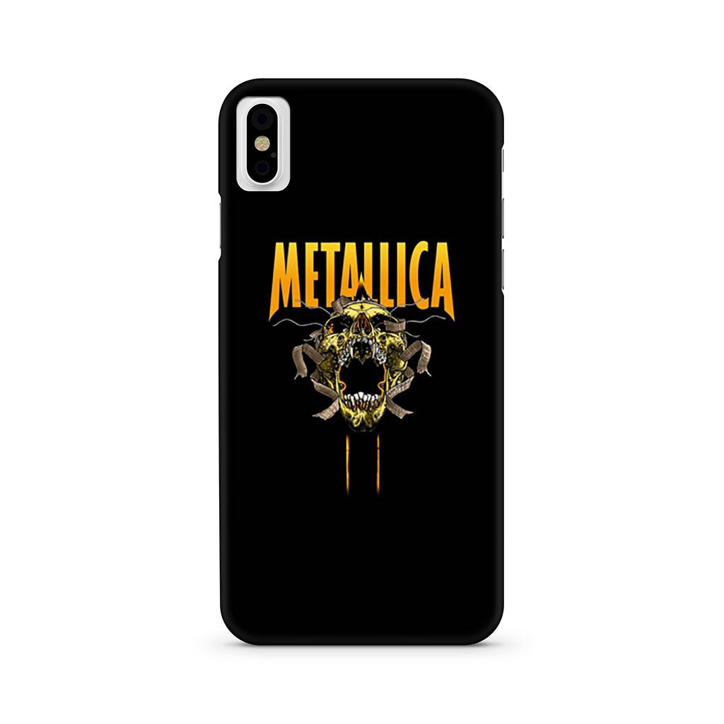 Metallica iPhone XS Max Case