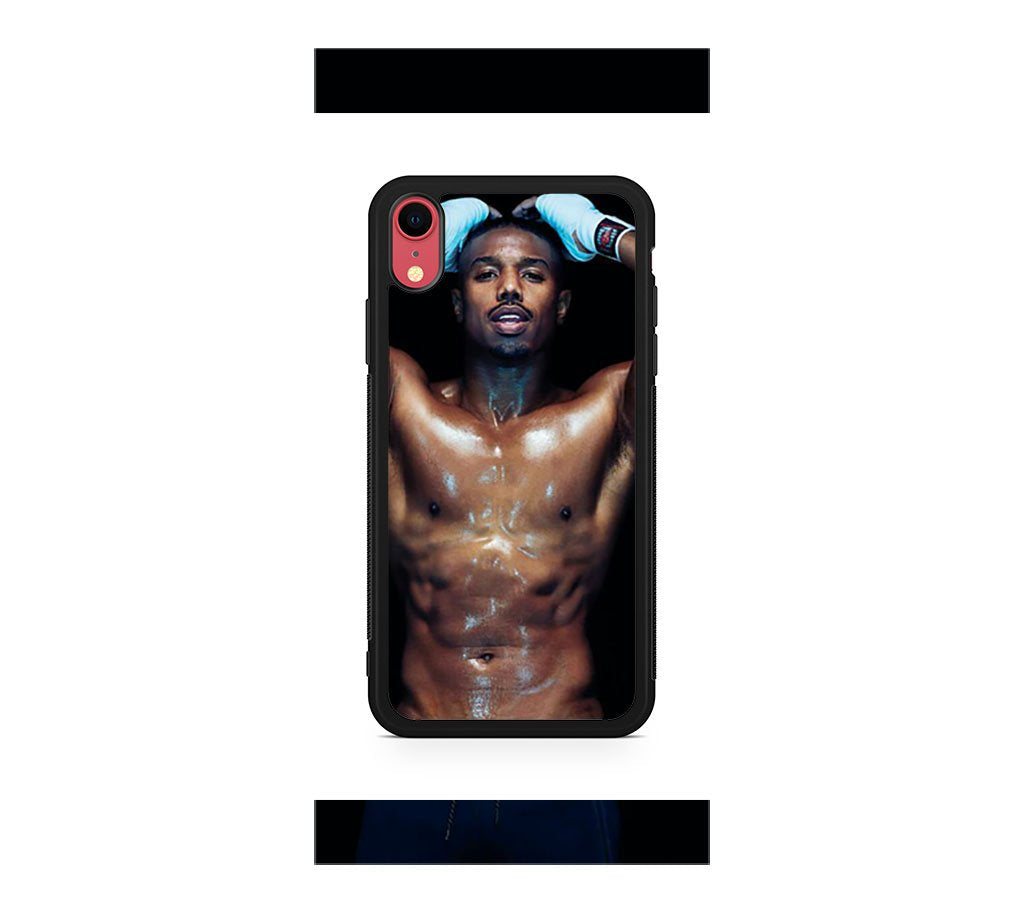 Michael B Jordan Creed iPhone XR Case