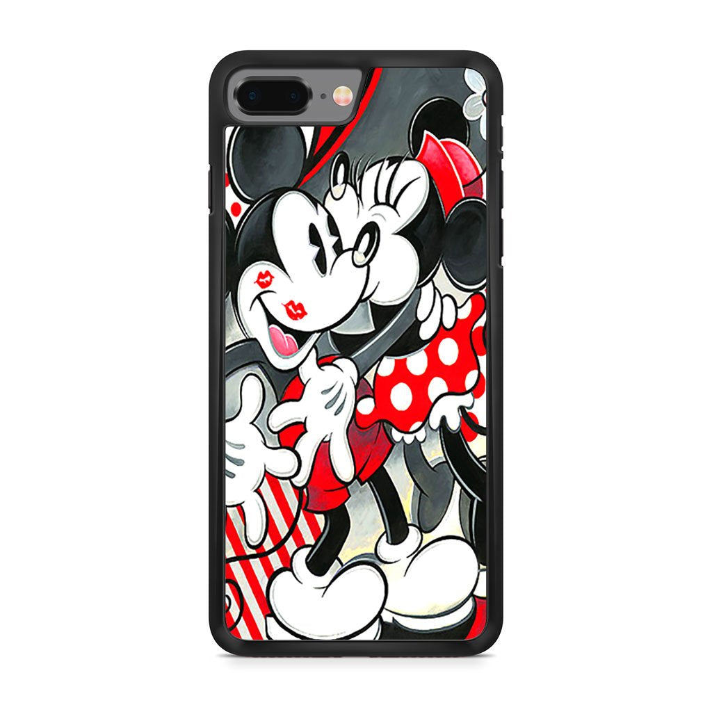 Mickey and Minnie Mouse iPhone 8 Plus Case