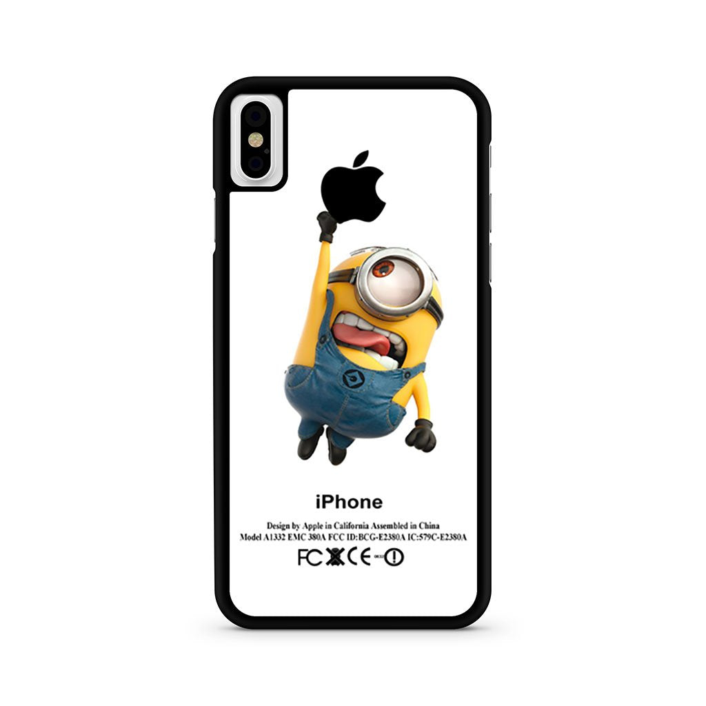 Minion Apple iPhone XS Max Case