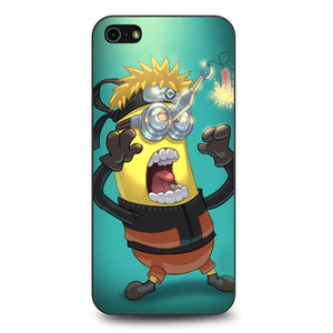 Minion Naruto iPhone 5 Case