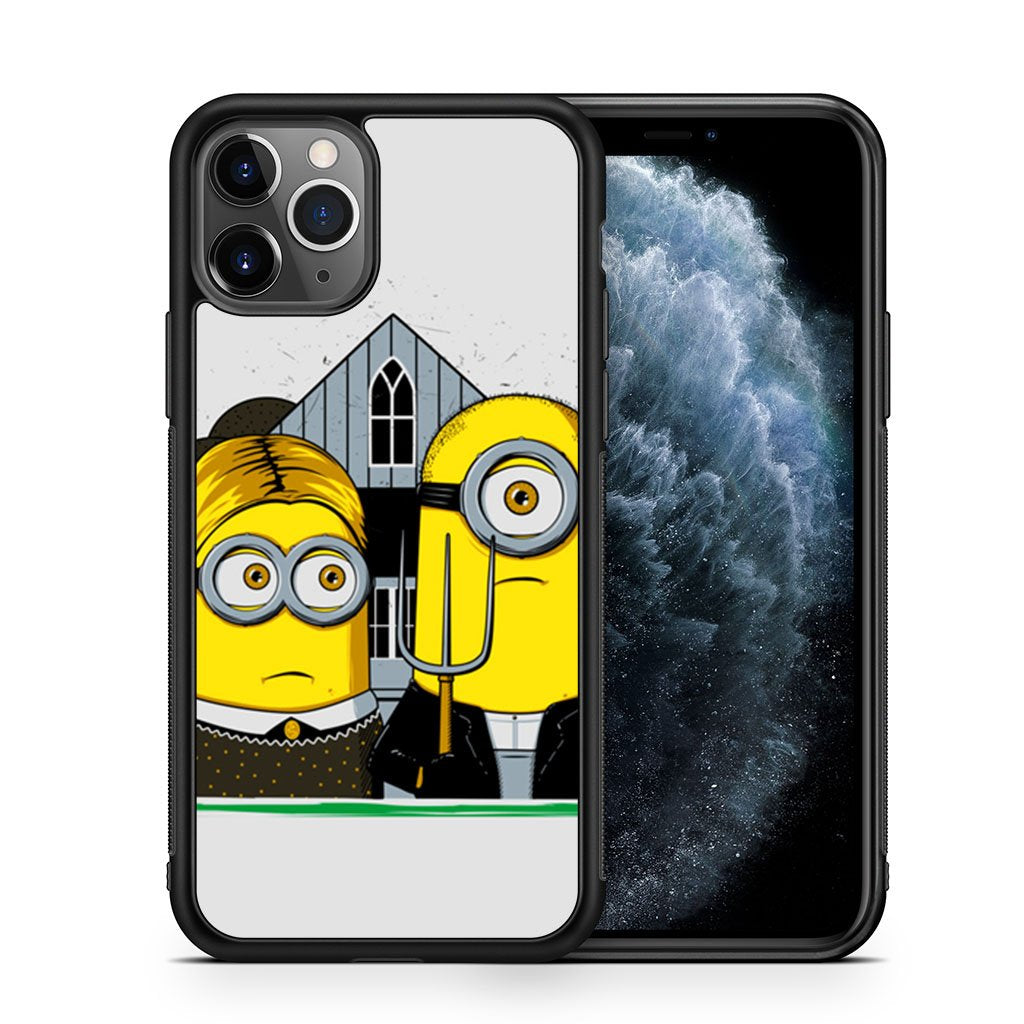 Minion Potrait iPhone 11 Pro Max Case