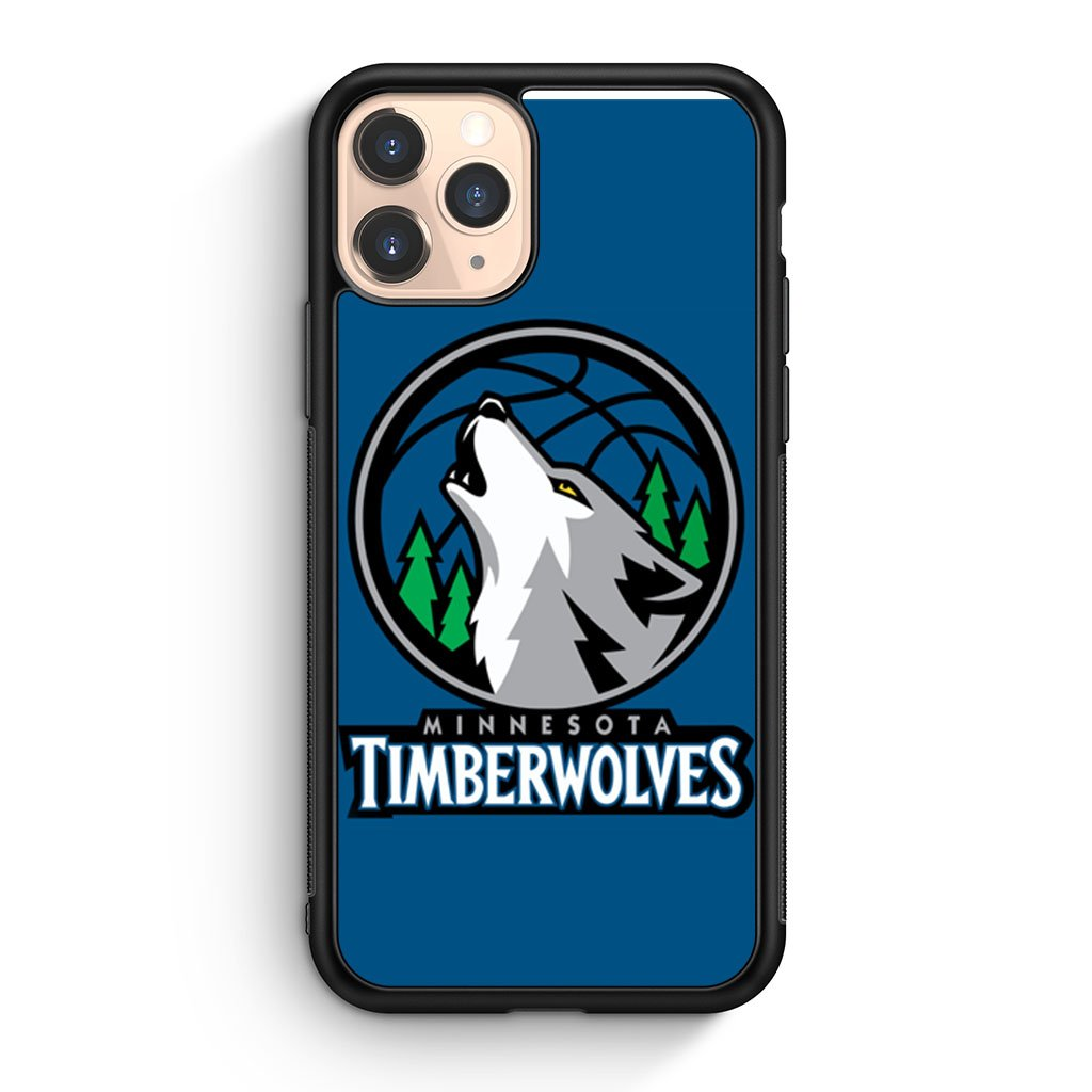 Minnesota Timberwolves iPhone 11 Pro Case