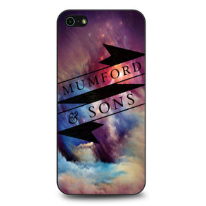 Mumford and Sons iPhone 5 Case